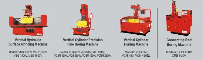 STANDARD AUTOMOTIVE MACHINES (INDIA) PVT LTD